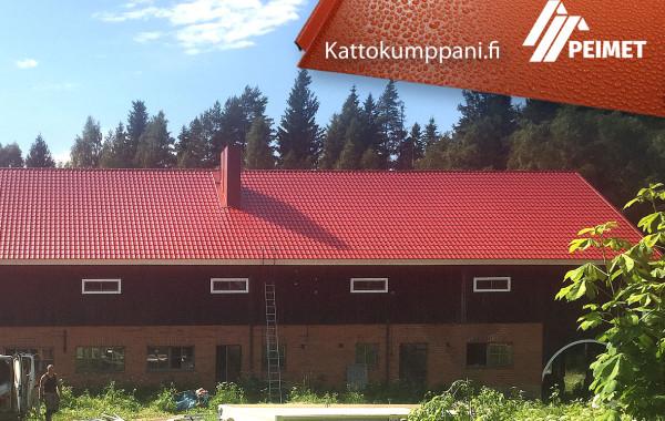 Navetta Vesikattosaneeraus/Kattoremontti Hämeenkyrö-Pirkanmaa