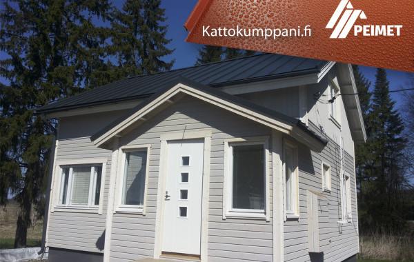 Kattoremontti/Vesikattoremontti Putaja Sastamala Pirkanmaa
